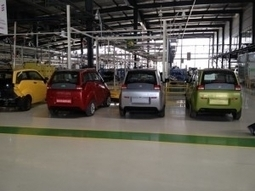 Mahindra To Debut An Electric Car On March 18 - Forbes | AP micro research paper | Scoop.it