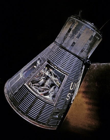 Friendship 7's 'Fourth Orbit'   AirSpace   Politics & Science   Scoop.it