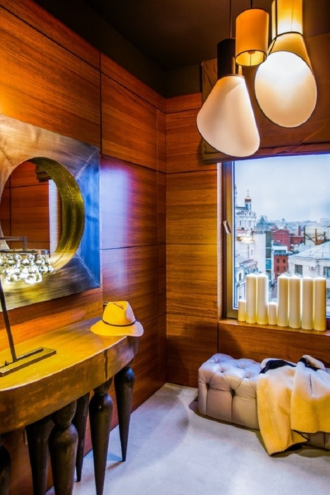 Inspirational designers: Maria Katkova | Boca do Lobo's inspirational world | Exclusive Design | Interiors | Lifestyle | Art | Architecture | Fashion | Interior Design Trends for 2015 | Scoop.it