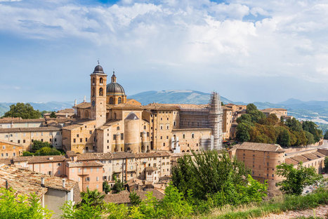 Urbino among the 10 Italian places not to be missed to admire the Genius of the Renaissance | Le Marche another Italy | Scoop.it
