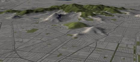 El mapa interactivo 3D de ciudades que sorprende | Deconstrueducándome | Scoop.it