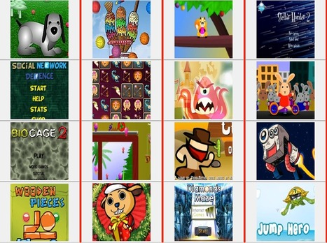 Choose Your Language Arcade Games | Sites for Educators | Scoop.it