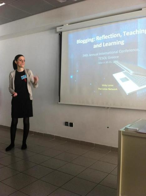 Blogging as Reflection, Teaching and Learning - Presentation for TESOL Greece 2013 | Reflective Practice 2.0 | Scoop.it