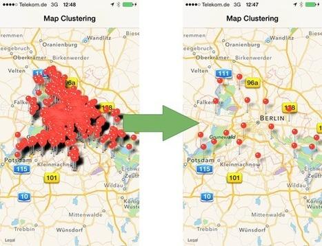 CCHMapClusterController   iOS & OS X Development   Scoop.it