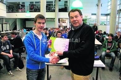 Naar Olympiades - dé Weekkrant | Informatica in het voortgezet onderwijs | Scoop.it