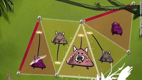 Un videojuego enseña geometría basado en un libro de 2.300 años ... | Las TIC en el aula | Scoop.it