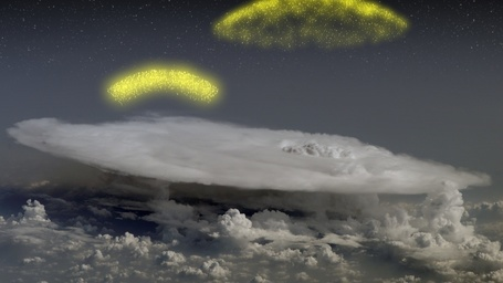NASA Observes Antimatter Streaming from Thunderstorms on Earth | Gabriel Catalano human being | #INperfeccion® a way to find new insight & perspectives | Scoop.it