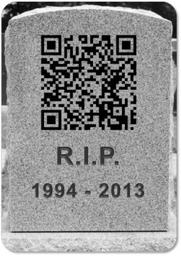 The Death Of The QR Code | QRdressCode | Scoop.it