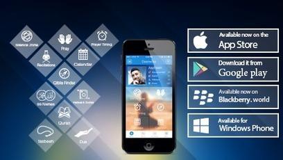 Ramadan 2014: Calendar, Timings, Dua and Deals in One App | Islamic Apps | Scoop.it