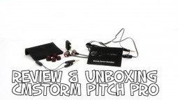 Review & Unboxing Cooler Master CMStorm Pitch Pro | NoPad | Scoop.it