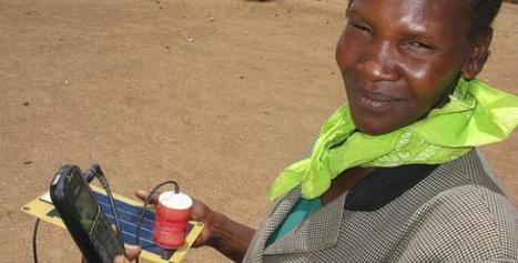 Mobile phones empower rural Zimbabwe | African News | Scoop.it