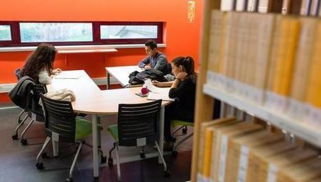 Maintenant, à la bibliothèque de la fac d'Arras, on y cause et on peut même y manger | Trucs de bibliothécaires | Scoop.it