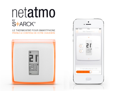 Le Thermostat pour Smartphone | cross pond high tech | Scoop.it