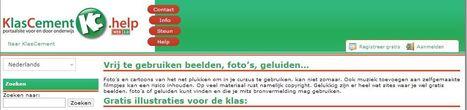Vrij te gebruiken beelden, foto's, geluiden… « KlasCement.info | Social Media Algemeen | Scoop.it