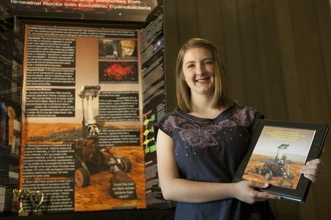 Timpview High's Jane Cox wins trip to Helsinki science fair | Finland | Scoop.it