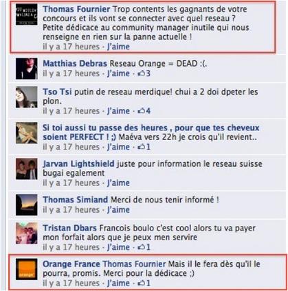 Communication de crise d'Orange : analyse, enjeux et perspectives | La Netscouade | CommunicationDeCrise | Scoop.it