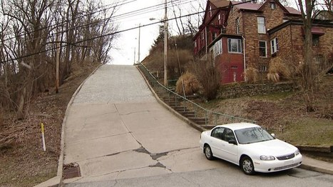 World's Steepest Street Featured In New Audi Commercial | SEO, SEM and SMO in Kolkata | Scoop.it
