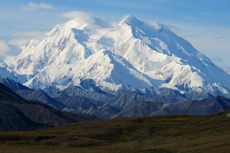 McKinley Out, Denali In: Highest Peak in North America Renamed - NBCNews.com | CLOVER ENTERPRISES ''THE ENTERTAINMENT OF CHOICE'' | Scoop.it