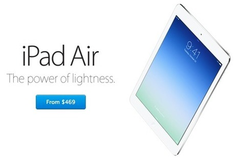 Education pricing for iPads now available - iDownloadBlog | Classroom Technology | Scoop.it
