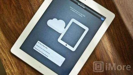 How to restore your iPhone or iPad from an iCloud backup   iMore   How to Use an iPhone Well   Scoop.it