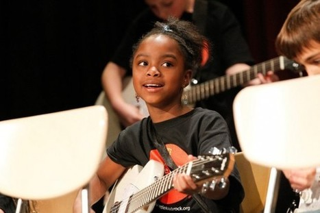 Little Kids Rock: Nonprofit reaches 500K kids through pop, rap music | Business Video Directory | Scoop.it