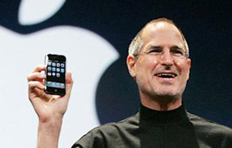 Steve Jobs: An Extraordinary Career | Intrapreneur | Scoop.it