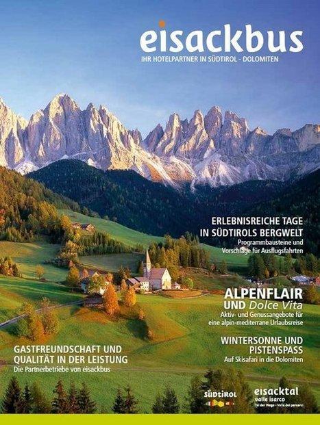 Tourismusverband Eisacktal Großer Graben 26a IT-39042 Brixen « Business Bank One | topnews.koeln | Scoop.it
