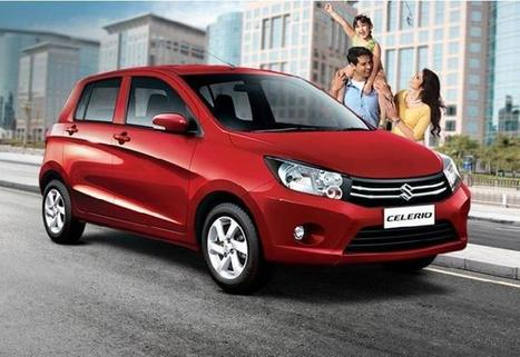Maruti Suzuki Celerio CNG launched at Rs 4.92 lakh! | Free Classified Ads India | Scoop.it