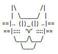 Kittyface | ASCII Art | Scoop.it