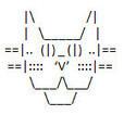 Kittyface | ASCII Art | Scoop.it