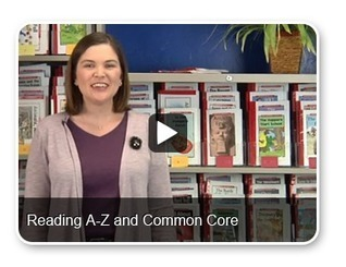 Reading A-Z: The online leveled reading program with downloadable books to print and assemble | Word failies in kindergarten | Scoop.it