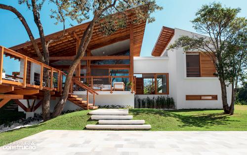 Maison bois béton par l\'architecte Bela Gebara – São Paulo, Brésil ...