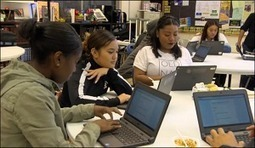 Using Technology to Boost Confidence (Video) | Education Today and Tomorrow | Scoop.it