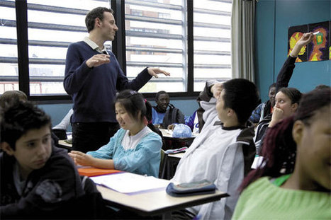 El buen profesor | Educación y nuevas tecnologías | Scoop.it