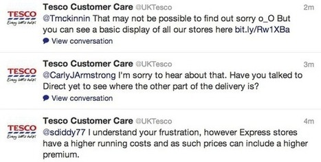 Five good and four bad examples of brands using Twitter | Econsultancy | Social zoo | Scoop.it