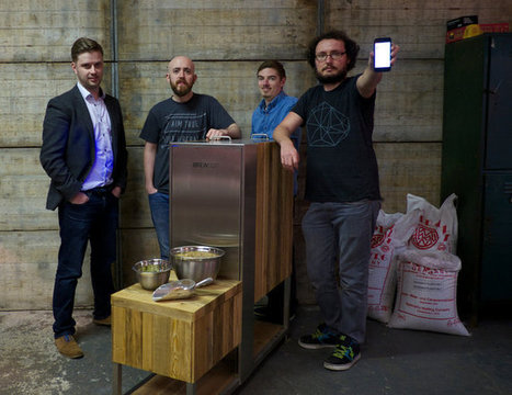 Brewing Your Own Beer, With Help From an App | Stash and Dash | Scoop.it