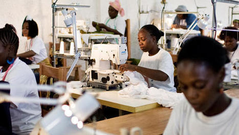 Africa's First Fair-Trade Garment Manufacturer Is A Model For Women's ... - Co.Exist | Peer2Politics | Scoop.it