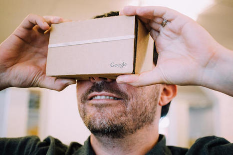 Virtually there: How Google is readying VR for you - CNET | Virtual Reality VR | Scoop.it