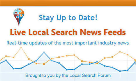 ▶ Live Local Search News Feeds: Real-time - Stay Up to Date! | Google+ Local & Local SEO News | Scoop.it
