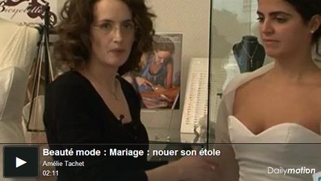 Astuces pour nouer une étole de mariage - Conseils Mode - Echarpissime   Actualités Echarpissime   Scoop.it