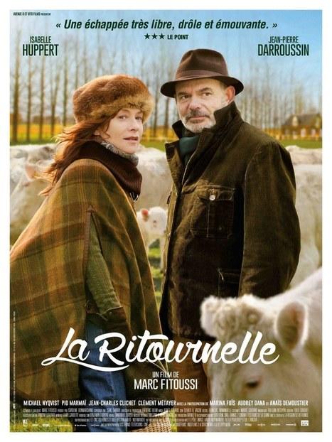 La Ritournelle : Isabelle Huppert en bergère ! | Aufeminin | Scoop.it