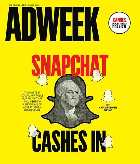 Snapchat Launches a Colossal Expansion of Its Advertising, Ushering in a New Era for the App | SportonRadio | Scoop.it