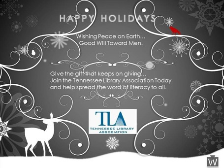 Happy Holidays from TLA | Tennessee Libraries | Scoop.it