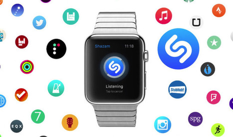 Apple Watch ads showcase the growing catalog of apps | Nerd Vittles Daily Dump | Scoop.it