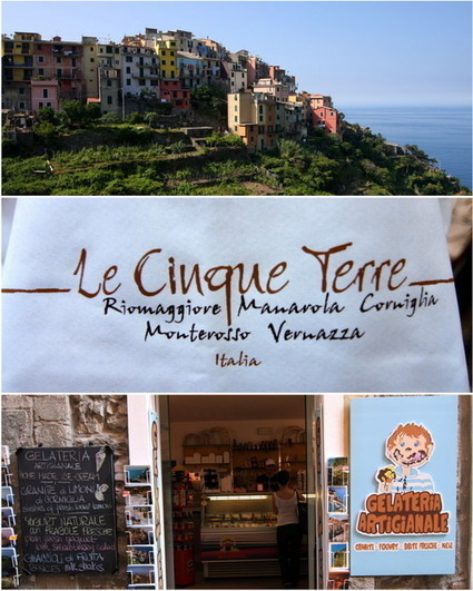 In Love with Cinque Terre (Part 2) : food and travel | France & Italy | Scoop.it