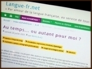 Langue-fr.net - « Par amour de la langue française, au service de tous ses usagers » | Aux sources documentaires | Scoop.it