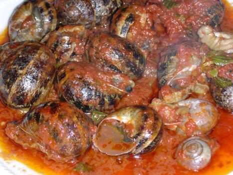 Lumache alla Marchigiana: Le Marche Style Snails | Le Marche and Food | Scoop.it