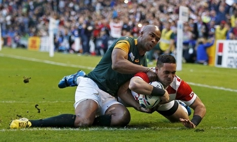 What the Rugby World Cup can teach game designers | Transmedia: Storytelling for the Digital Age | Scoop.it