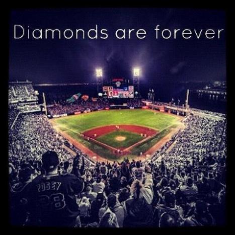Twitter / BaseballBoners: Diamonds are forever. ...   Jewellery   Scoop.it