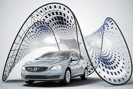 Volvo's solar-powered car revealed | Technology Breakthroughs | Scoop.it